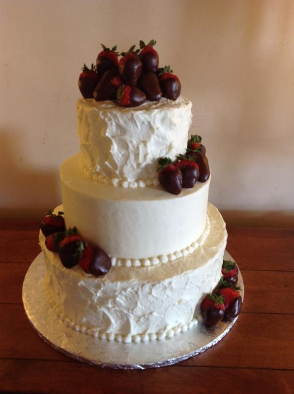 Custom Wedding Cakes Bakery Red Velvet Amp Pink Champagne